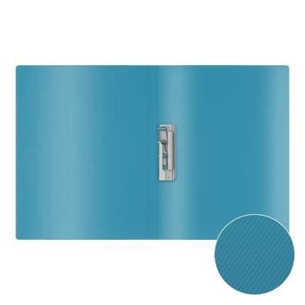 Папка с боковым зажимом пластиковая ErichKrause Diagonal Neon, A4, ассорти (в пакете по 4