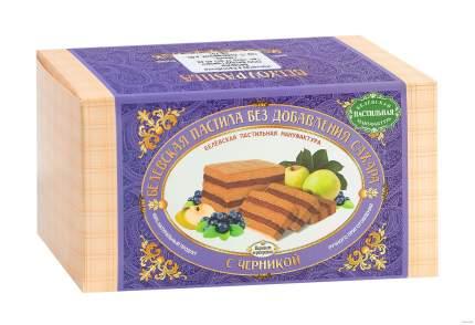 Пастила Белевская с черникой без сахара 180 грамм