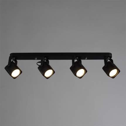 Трек-система Arte Lamp A1314PL-4BK GU10