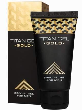 Гель Titan Gel Gold Tantra для увеличения полового члена, 50 мл