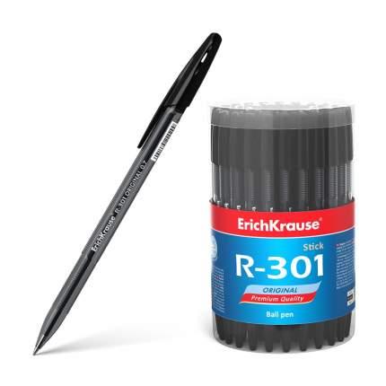 Ручка шариковая ErichKrause R-301 Original Stick 0.7, цвет чернил черный