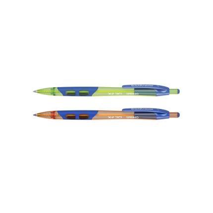 Ручка шариковая автоматическая ErichKrause XR-30 Spring, цвет чернил синий (в коробке по 1