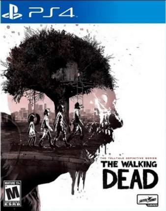 Игра The Walking Dead:The Telltale Definitive Series для PlayStation 4