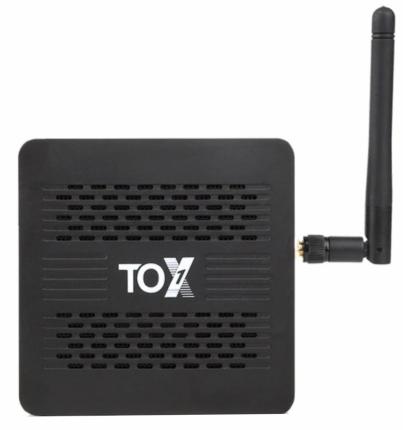 Медиаплеер Vontar TOX1 4/32GB Black