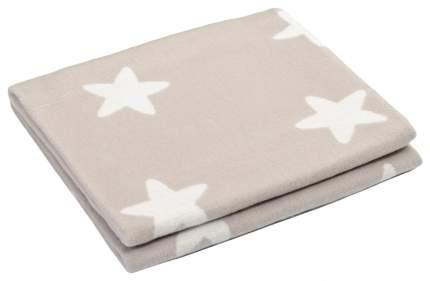 Одеяло байковое детское 57-6ЕТЖ 118-100 Премиум серый звездочки