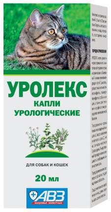Капли урологические АВЗ Уролекс для кошек и собак 20 мл