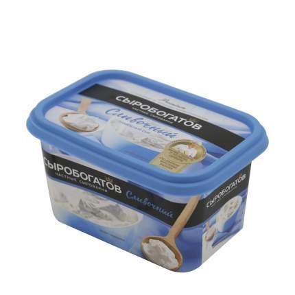 Плавленый сыр Сыробогатов сливочный 50% бзмж 400 г
