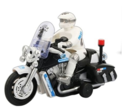 Мотоцикл инерционный, арт. 9967-1