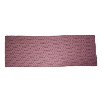 Полотенце для йоги Tunturi с мешком для переноски, 180-63 см, розовое