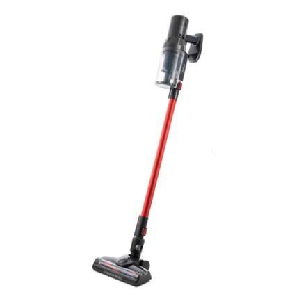 Вертикальный пылесос Kitfort КТ-585 Black/Red