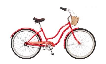 Велосипед Schwinn Scarlet 2021 One Size red