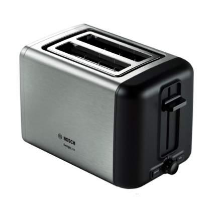 Тостер Bosch DesignLine TAT3P420 Silver/Black