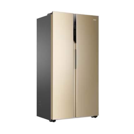 Холодильник Haier HRF-541DG7RU Gold