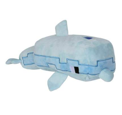 Мягкая игрушка Minecraft Happy Explorer Dolphin , 22 см