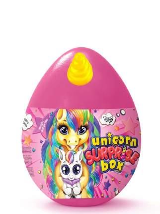 Яйцо-сюрприз Danko Toys Unicorn Surprise Box, 29 см