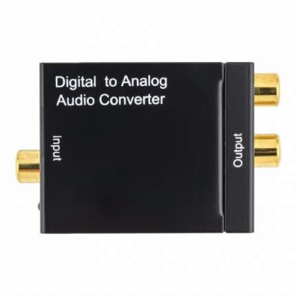 Конвертер аудио DaPrivet Digital to Analog Audio Black