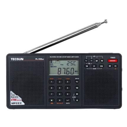 Радиоприемник Tecsun PL-398MP Black