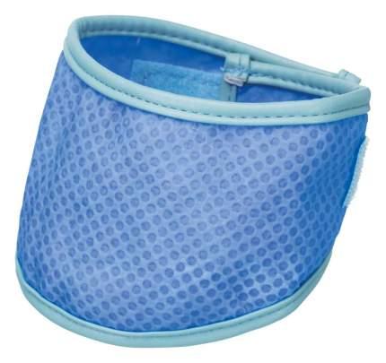 Охлаждающая бандана для собак, XL: 47–57 см, синий, Trixie (30139)