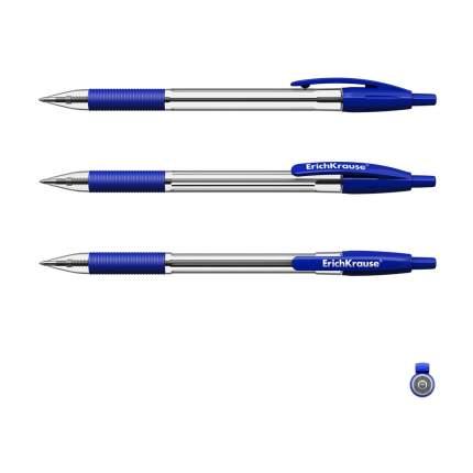 Ручка шариковая автоматическая ErichKrause® R-301 Classic Matic 1.0, синий в пакете 1 шт
