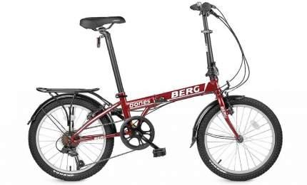 """Велосипед Berg Bones 20"""" (2020) (One size)"""