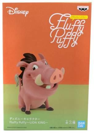 Фигурка Banpresto The Lion King - Fluffy Puffy - Disney Character ~Pumbaa~ 85650P