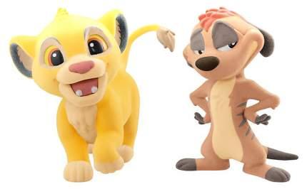 Фигурка Banpresto The Lion King - Fluffy Puffy - Disney Character ~Simba & Timon~ 85651P