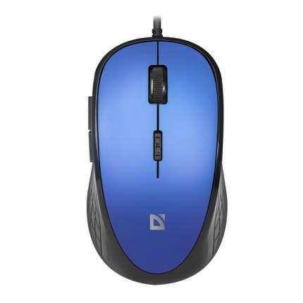 Мышь Defender Accura MM-520 Blue (52520)