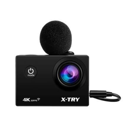 Видеокамера экшн X-TRY XTC193 EMR 4K WiFi