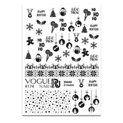 Слайдер Vogue Nails №174