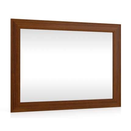 Зеркало настенное Мебельный Двор Зерк-МД 80х60 см, орех
