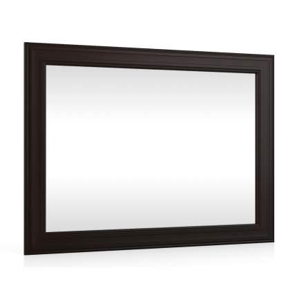 Зеркало настенное Мебельный Двор Зерк-МД 80х60 см, венге