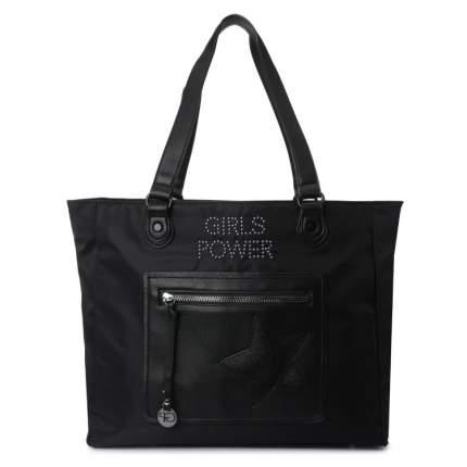 Сумка женская Girls Power STAR черная