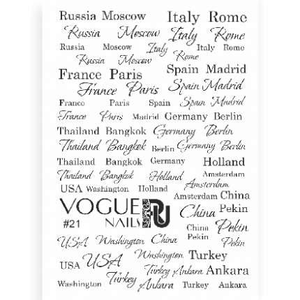 Слайдер Vogue Nails №21