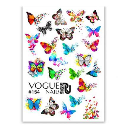 Слайдер Vogue Nails №154