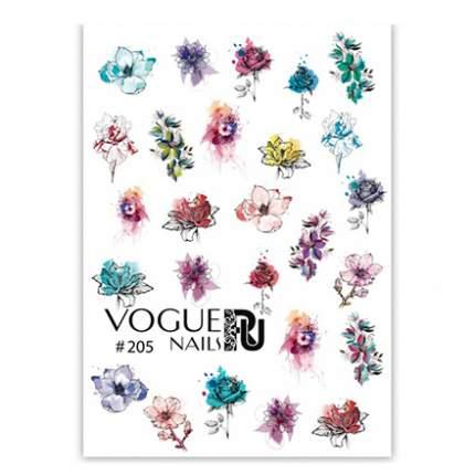 Слайдер Vogue Nails №205
