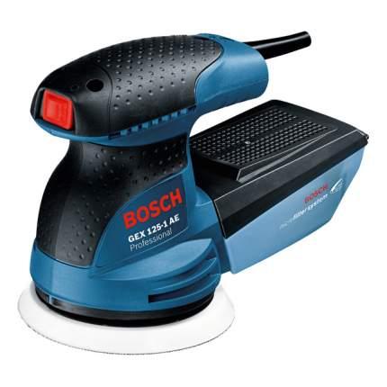 Сетевая эксцентриковая шлифовальная машина Bosch GEX 125-1 AE 601387500