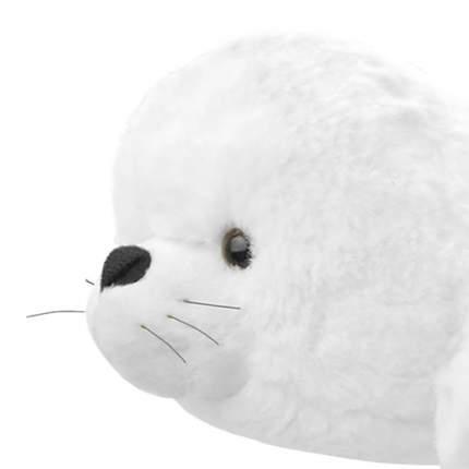 Мягкая игрушка All About Nature Арктический тюлень, 30 см