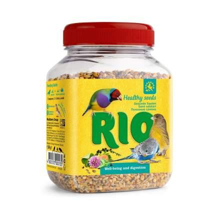 Лакомство для птиц РИО смесь полезных семян 240г