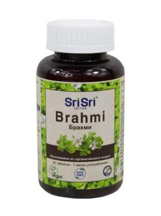 Добавка для улучшения памяти Sri Sri Tattva Шри Шри Брахми 650 мг таблетки 60 шт.