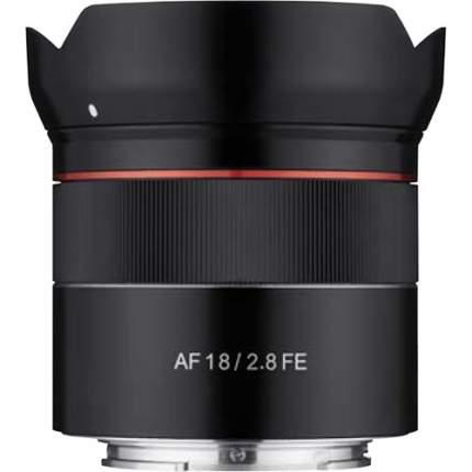 Объектив Samyang AF 18mm F2.8 Sony E