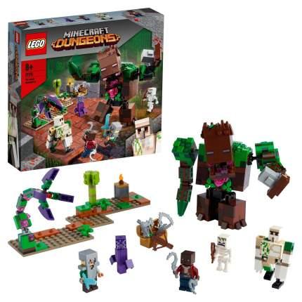 Конструктор LEGO Minecraft 21176 Мерзость из джунглей