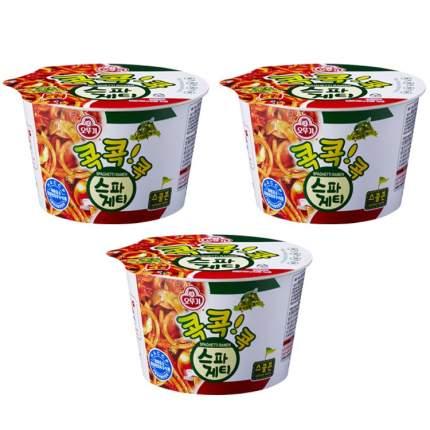 Лапша быстрого приготовления Оттоги спагетти (3 шт. по 120 г)