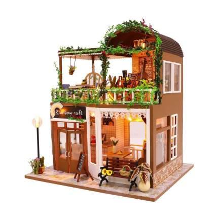 """Румбокс DIY MINI House """"Лаунж кафе"""""""