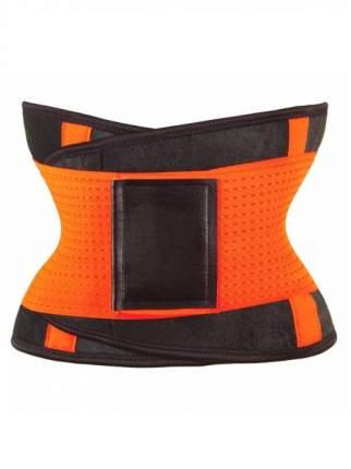 Утягивающий пояс для похудения Hot Shapers Belt Power (размер L, оранжевый)