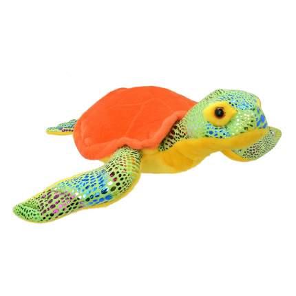 Мягкая игрушка All About Nature Морская черепаха, 20 см