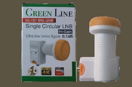 Конвертор Green Line GL-101 Single