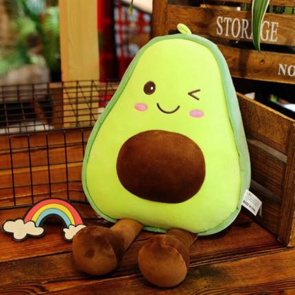 Плюшевый Авокадо 80 см Зеленый 00000026750