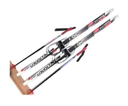 Лыжный комплект с кабельным креплением 140 STC степ Peltonen delta black/red/white