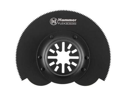 Сегментный пильный диск для реноватора Hammer Flex 220-018 MF-AC 018 (54509)