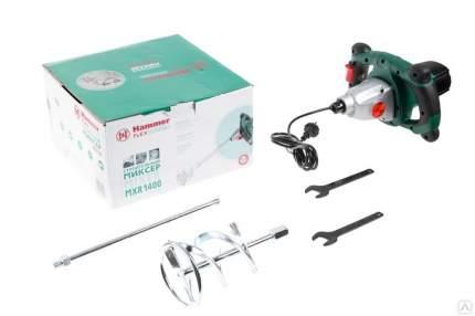 Сетевая дрель-миксер Hammer MXR1400 186900
